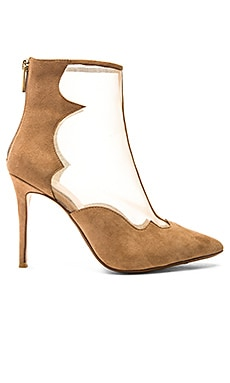 Taite Bootie in Tan