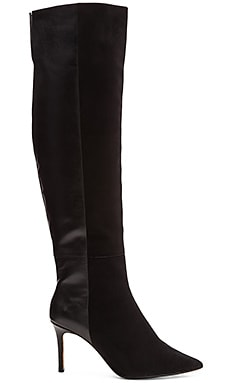 RAYE Drea Boot Suede in Black