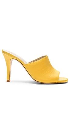 Купить Мюли на каблуке adam - RAYE, Китай, Желтый
