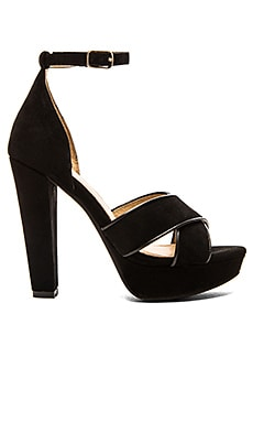 RAYE Hedi Platform in Black