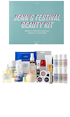x Jenn Im Jenn's Festival Beauty Kit