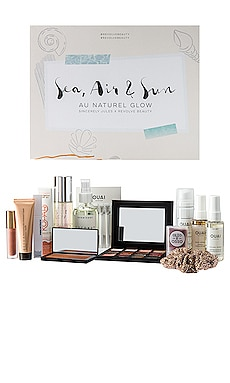 x Sincerely Jules Sea, Air, & Sun Au Naturel Glow REVOLVE Beauty $150