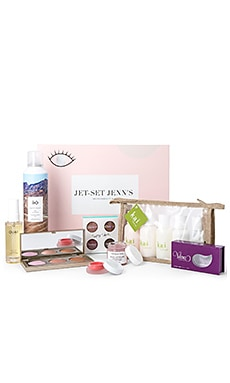 Jet-Set Jenn's #REVOLVEBEAUTY Box