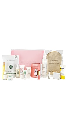 Clean Beauty Bag REVOLVE Beauty $100