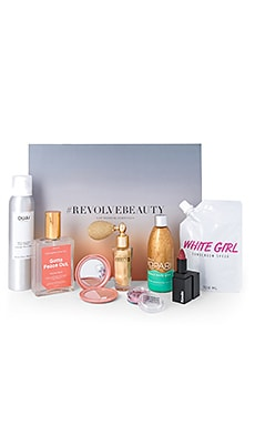 #REVOLVEBEAUTY V.I.P Festival Survival Kit REVOLVE Beauty $120