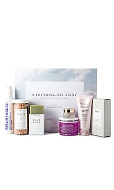 SOMETHING RELAXING ビューティボックス REVOLVE Beauty $150