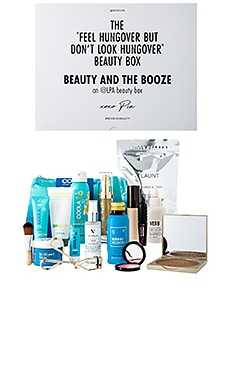 x LPA Beauty and the Booze Box REVOLVE Beauty $150