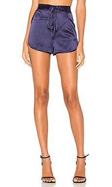 Wrap Shorts in Midnight