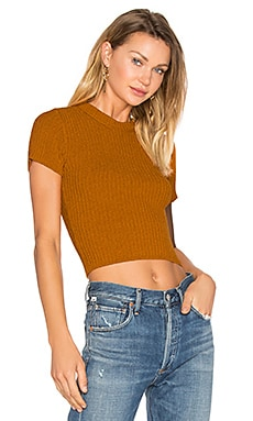 Burgeon Tee in Marigold