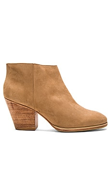 Mars Bootie in Natural Nubuck