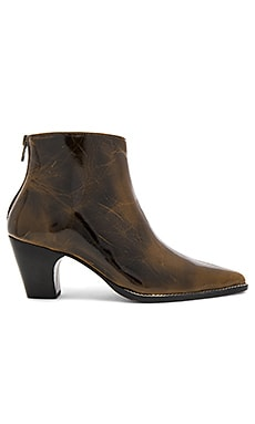 Sonora Bootie in Olive Thermo