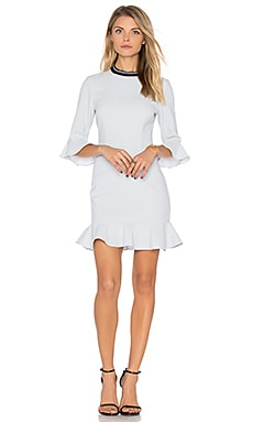 Billie Flare Mini Dress