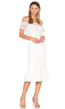 Farina Flare Midi Dress