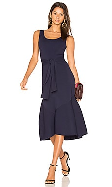 Arellano Tie Waist Dress