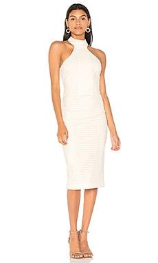 Платье холтер avila - Rebecca Vallance
