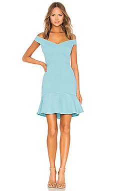 Anise Mini Dress Rebecca Vallance $181