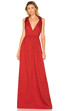 Harlow Tie Gown Rebecca Vallance $380