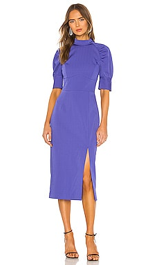 Winslow Midi Dress Rebecca Vallance $525 NEW ARRIVAL