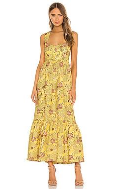 Sahara Maxi Dress Rebecca Vallance $288