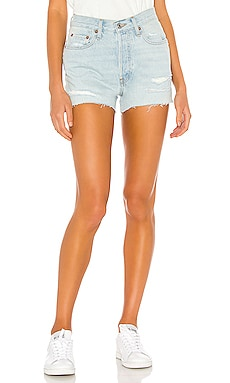 70s High Rise Short RE/DONE $129 Collections