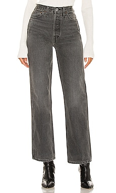 JEAN LOOSE TAILLE HAUTE 90S RE/DONE 191,00€ Collections