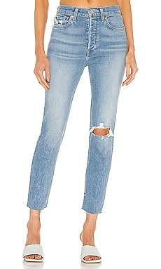 90s High Rise Ankle Crop RE/DONE $193 Collections