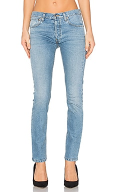 Originals Straight Skinny Jeans in Light Wash