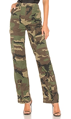 Originals High Waisted Cargo Pant RE/DONE $182