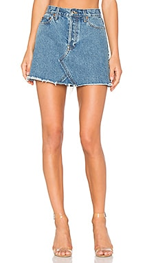 Originals High Waisted Mini Skirt