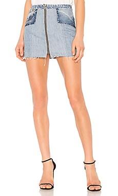 LEVIS Zip Skirt RE/DONE $73
