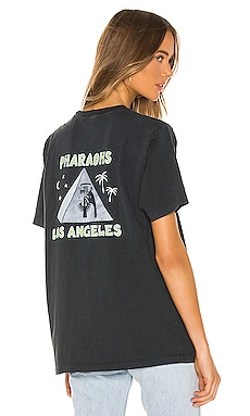 T-SHIRT GRAPHIQUE 80S OVERSIZED PHARAOHS RE/DONE $135