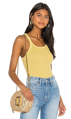 Ribbed Tank RE/DONE $85 BEST SELLER