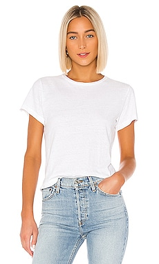 T-SHIRT THE CLASSIC RE/DONE $90 BEST SELLER