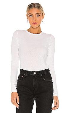 x Hanes Long Sleeve Bodysuit RE/DONE $105