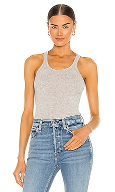 x Hanes Ribbed Tank RE/DONE $85
