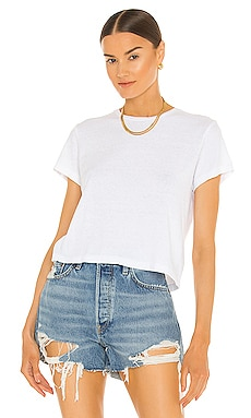 x Hanes 1950s Boxy Tee RE/DONE $90