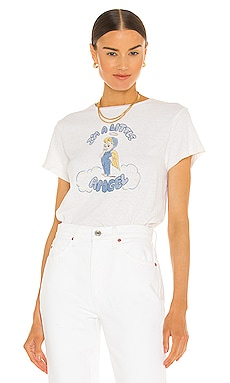CAMISETA GRÁFICA LITTLE ANGEL RE/DONE $135 Colecciones