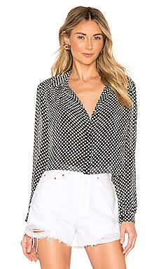 60s Cropped Blouse RE/DONE $207