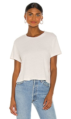 1950's Boxy Tee RE/DONE $73 BEST SELLER