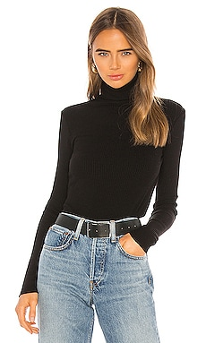 60s Long Sleeve Turtleneck RE/DONE $195
