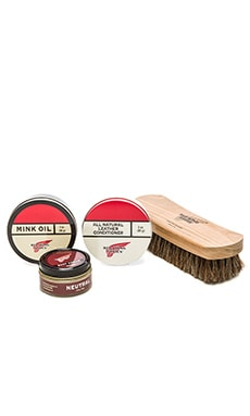Red Wing Shoes Boot Care Kit