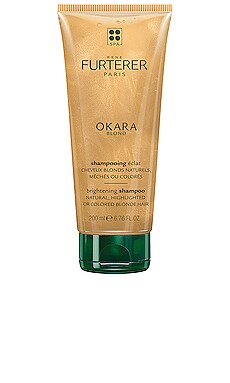 OKARA Blond Brightening Shampoo Rene Furterer $30 BEST SELLER