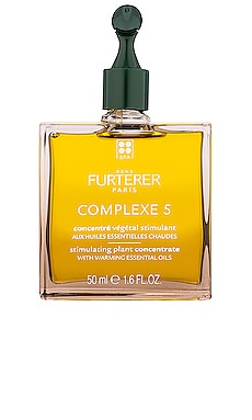 COMPLEXE 5 Stimulating Plant Extract Rene Furterer $50 BEST SELLER
