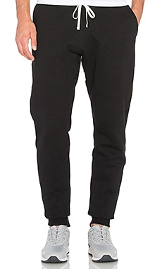 Reigning Champ Heavyweight Sweatpant in Black