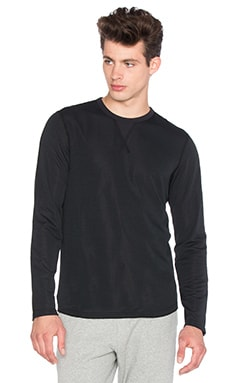 Reigning Champ Crewneck in Black