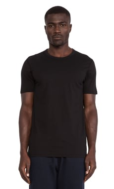 Reigning Champ 2-Pack Tee in Black