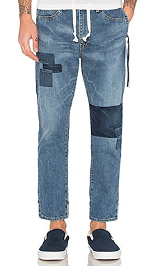 Remake Easy Fit Denim Pant