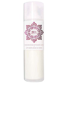 Moroccan Rose Otto Body Lotion REN Clean Skincare $46
