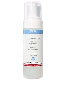Rosa Centifolia Foaming Cleanser REN Clean Skincare $25 BEST SELLER