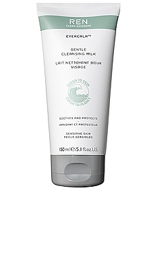 Evercalm Gentle Cleansing Milk REN Clean Skincare $32